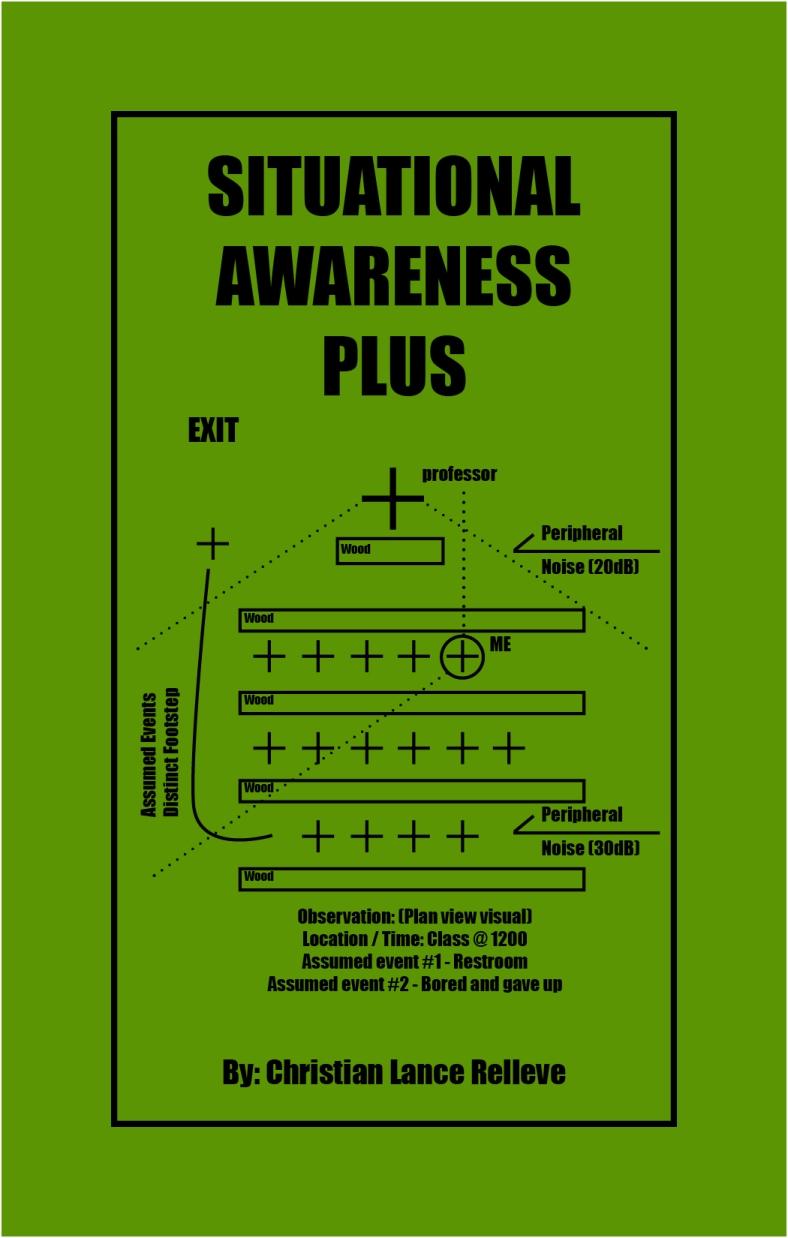 Situational Awareness Plus - Cover 2